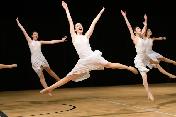 The Cy-Fair ISD Dance Showoffs take place on Jan. 23. (Courtesy Cy-Fair ISD)