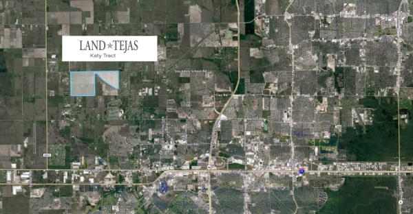 Homesites are expected to be delivered in 2021. (Courtesy Land Tejas)