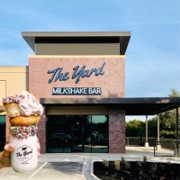 The Yard Milkshake Bar will be located at 940 W. University Ave, Ste. 120, Georgetown.