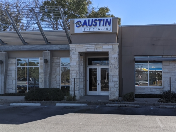 Austin Eye Center opened in December 2019 on Anderson Mill Road. (Courtesy Austin Eye Center)