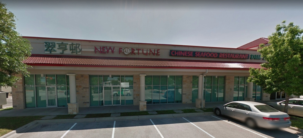 The restaurant is located in the Chinatown Center in North Austin. (Courtesy Google Maps)