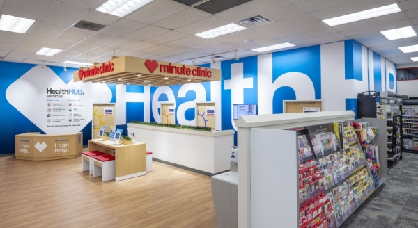 CVS said its new HealthHub concept will open at the Lexington location in Sugar Land this month. (Courtesy CVS Health)