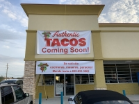Los Hermanos Taqueria sets mid-February opening date. (Courtesy Los Hermanos Taqueria)