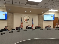 Tomball City Council members appointed an interim police chief Jan. 20. (Anna Lotz/Community Impact Newspaper)