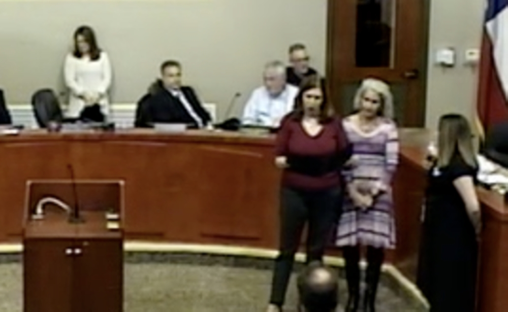 Lakeway City Council recognized the Young Men's Service League during the Jan. 21 regular meeting. (Screenshot)
