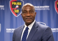 Ed Drain will begin serving as Plano's police chief Feb. 24. He was hired for the position in January. (Liesbeth Powers/Community Impact Newspaper)