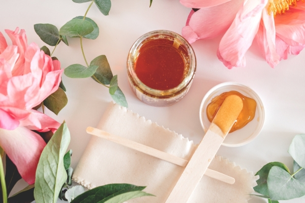 Sugaring NYC Organic Waxing and Lash Studio