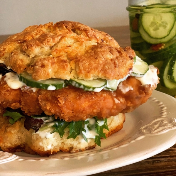Chick & Biscuit is a concept from Chef Beth Newman of Grapevine Main Street's Mason & Dixie. (Courtesy LDWWgroup)