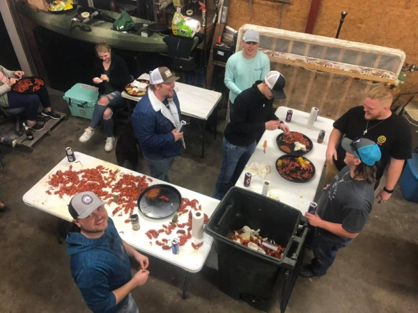 The crawfish seller has no storefront but offers pickups in Conroe. (Courtesy 3C's Crawfish)