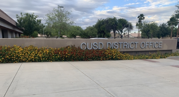 Chandler USD district headquarters (Alexa D'Angelo/Community Impact Newspaper)