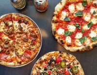 The restaurant also has Greater Houston franchises in Nassau Bay, Katy and Sugar Land. (Courtesy 1000 Degrees Pizza)