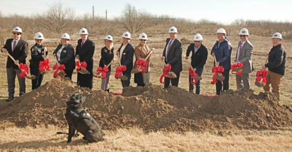 fort worth animal care facility groundbreaking january 8