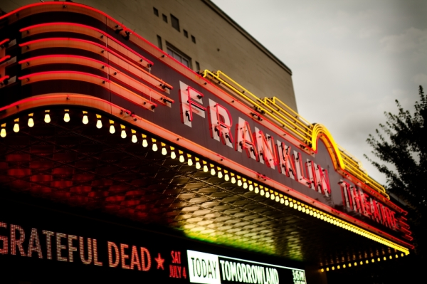 The Franklin Theatre will host a live performance from the Brubeck Brothers Quartet this Saturday. (Photo Courtesy Visit Franklin)