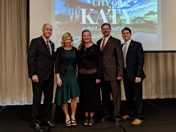 Katy Area Chamber state of the city
