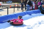 Frost Fest includes a snow tubing hill and play area. (Courtesy city of Irving)