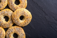 Abby's Bagels & More will serve a similar menu to the original, while still maintaining a focus New York style, kettle-boiled bagels. (Courtesy Fotolia)
