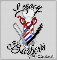 Courtesy Legacy Barbers of The Woodlands