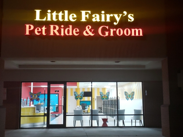 Courtesy of Little Fairy's Pet Ride & Groom
