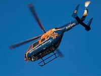 HCA Houston Healthcare now has two helicopter ambulances. (Courtesy HCA Houston Healthcare)