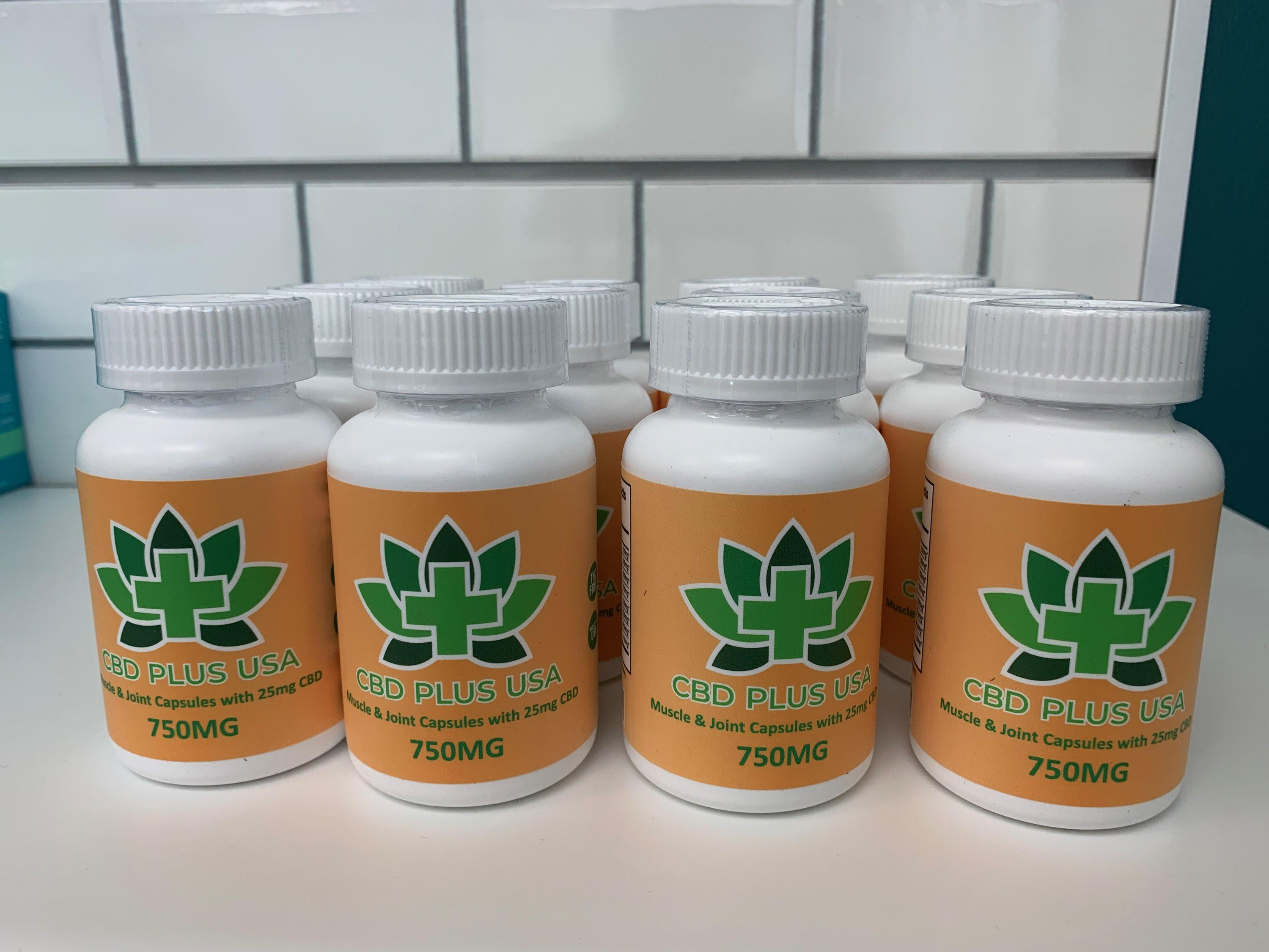 CBD Plus USA has dozens of locations across the country. (Courtesy CBD Plus USA)