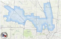 District 148 covers parts of the Heights, Northwest Houston and Houston's Northside. (Courtesy Harris County Clerk)