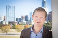 Nick Boyd opened a South Austin real estate company in January. (Courtesy Nick Boyd Real Estate Co.)