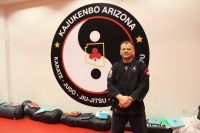 It took Kelly Corder about five years to go from martial arts newcomer to black belt, but it launched him to start Kajukenbo AZ with his wife. Now his adult children are even involved as instructors. (Photos by Tom Blodgett/Community Impact Newspaper)