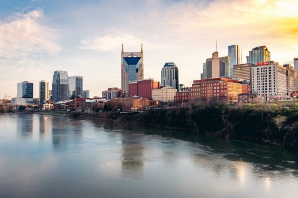 Nashville set a new tourism record in 2019 with 16.1 million visitors. (Courtesy Jake Matthews, Nashville Convention & Visitors Corp)