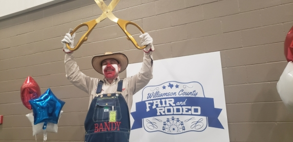 The Williamson County Fair and Rodeo held a kickoff event Jan. 28 at the Williamson County Expo Center in Taylor. (Ali Linan/Community Impact Newspaper)