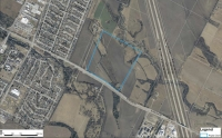 Pflugerville City Council approved a rezoning request for Project Charm at its Jan. 28 meeting. (Courtesy city of Pflugerville)