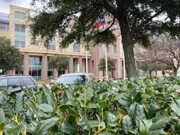bush city hall
