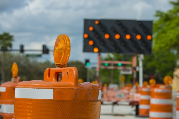 Portions of Hwy. 249 northbound and FM 1488 are scheduled to close this weekend. (Courtesy Adobe Stock)