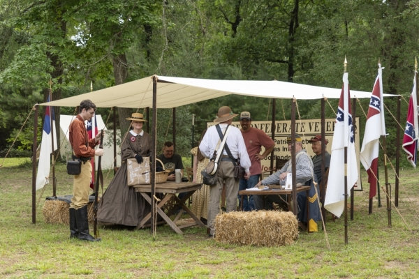 The annual Heritage Festival put on by Harris County Precinct 4 returns to Tomball's Spring Creek Park on Feb. 29. (Courtesy Harris County Precinct 4)