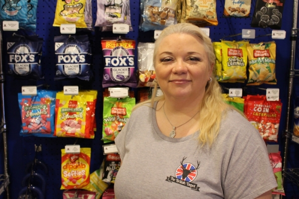 Owner Sarah McGowan moved from England to Magnolia in 2009 and opened The British Depot in September 2017. (Kara McIntyre/Community Impact Newspaper)