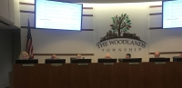The Woodlands Township board of directors considered recreation facility fee changes at its Jan. 22 meeting. (Vanessa Holt/Community Impact Newspaper)