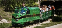 Zilker Zephyr, a miniature train concession at Zilker Park, announced its permanent closure in a Jan. 29 Facebook post. (Courtesy city of Austin)