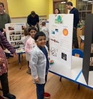 The Goddard School science fair