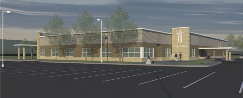 Redeemer Church will break ground Feb. 9 in Tomball. (Rendering courtesy Paradigm Construction)