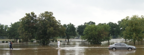 San Marcos City Council voted in October 2018 to dedicate part of the federal disaster mitigation funding awarded in the aftermath of the 2015 floods to the riverine project. (Community Impact Newspaper)
