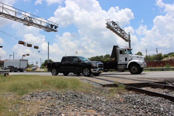 TxDOT is expected to begin construction on its RM 620 improvements project in February. (Taylor Jackson Buchanan/Community Impact Newspaper)