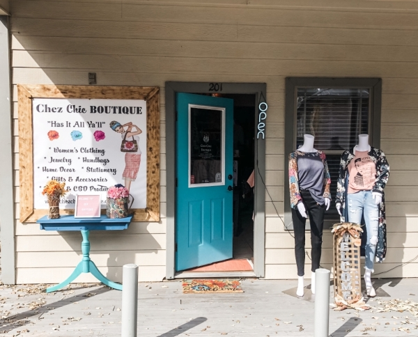 Chez Chic Boutique is located on Anderson Mill Road in Northwest Austin. (Courtesy Chez Chic Boutique)