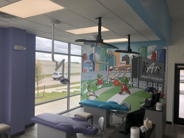 Happy Chompers Pediatric Dentistry opened in Katy. (Courtesy Happy Chompers Pediatric Dentistry)