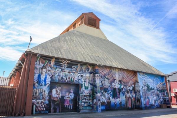 historic outdoor art museum new braunfels