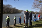 The annual Towne Lake Trout Derby will be held Feb. 22. (Courtesy city of McKinney)