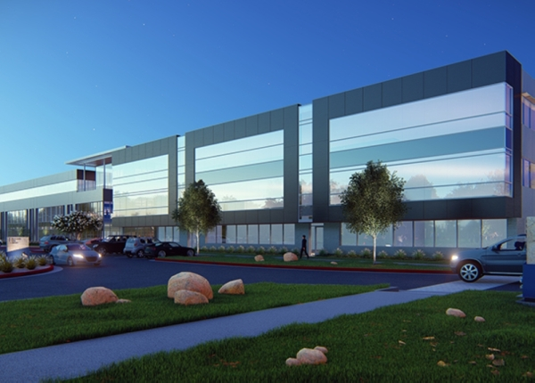 uplands corporate center phase ii rendering CBRE