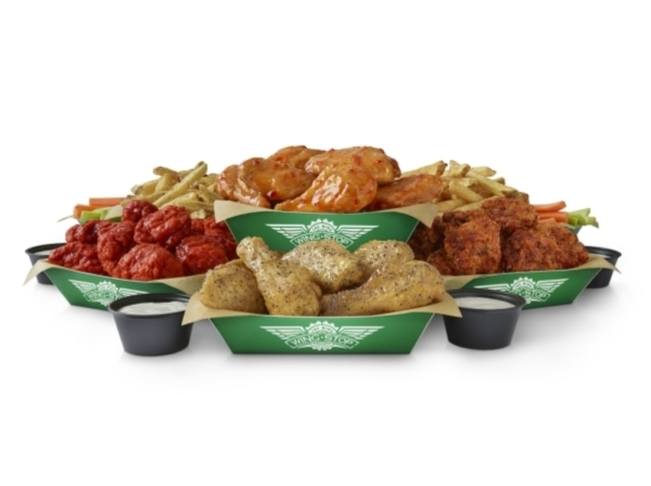 Wingstop at will be hosting a grand opening party on Feb. 7 at its FM 1960 location in Houston. (Courtesy Wingstop)
