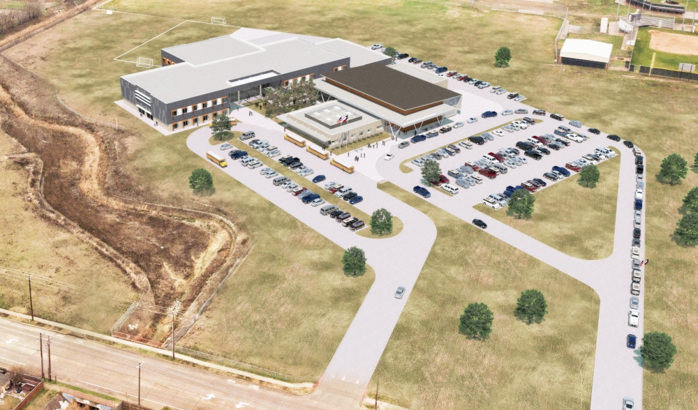 The Keller ISD board of trustees approved design concepts for Heritage Elementary and Florence Elementary at a board meeting Jan. 23. (Courtesy VLK Architects)