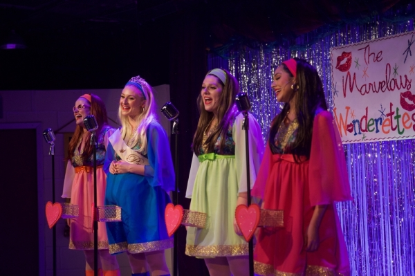 Feb. 14 The Marvelous Wonderettes (Courtesy TexArts)