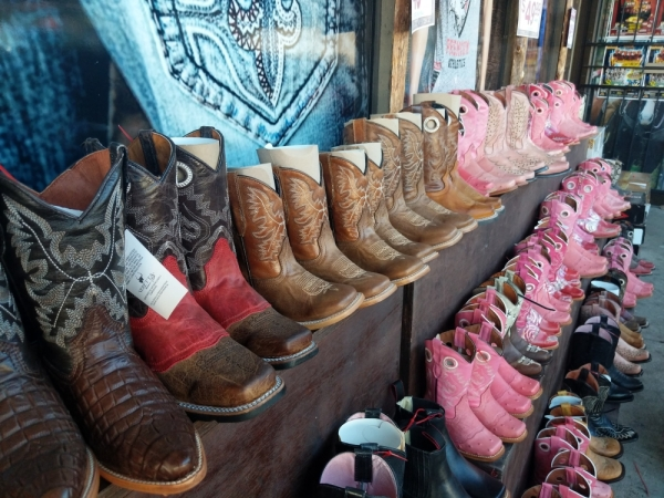 Gomez Boot Ranch, a Western wear retailer, will be opening a new Spring location at 4623 FM 2920, Ste. 200. (Courtesy Gomez Boot Ranch)