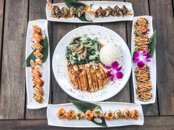 Top Sushi Tomball opened in January. (Courtesy Top Sushi Tomball)